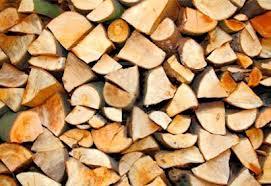 hout voor de haard